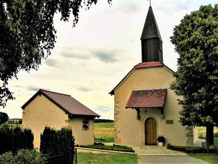 Découvrez la Chapelle Ste-Odile de Maxstadt